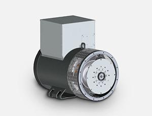 Mecc alte ECP34A 4 Pole Generator